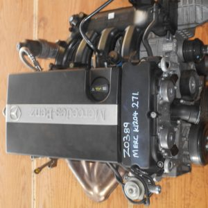 Mercedes Benz W204 271 Engine