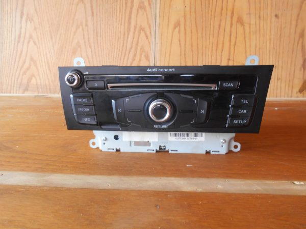 Audi A4 B8 Radio and Music system