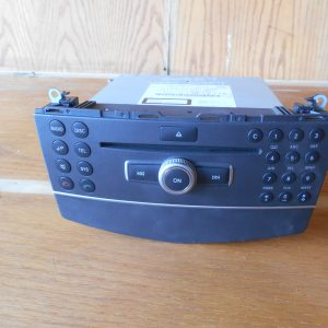 Mercedes Benz W204 C-class Radio and Music System