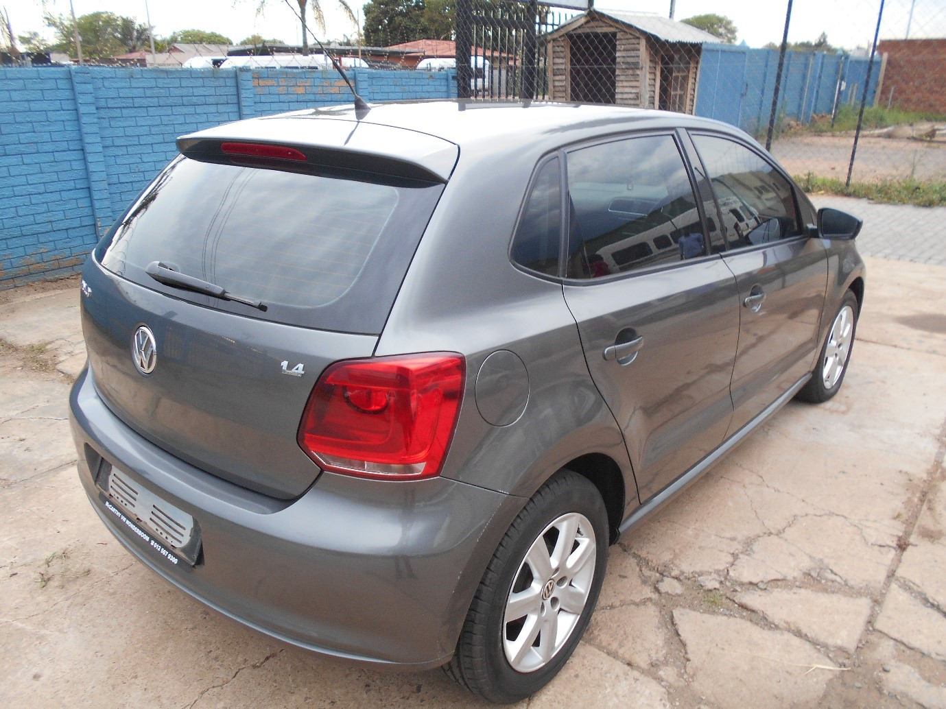 2010 VW Polo Stripping For Spares
