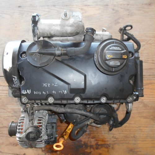 Volkswagen Polo 4 1.9 TDI ATD Engine