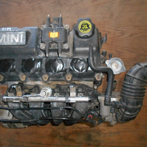 Mini Cooper R50 W10 2005 Engine