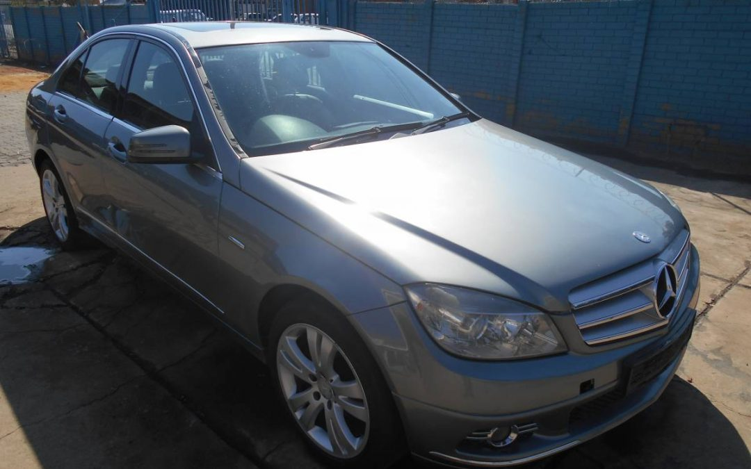 MERCEDES C180K (2008) W204 ENGINE 271 FOR SALE