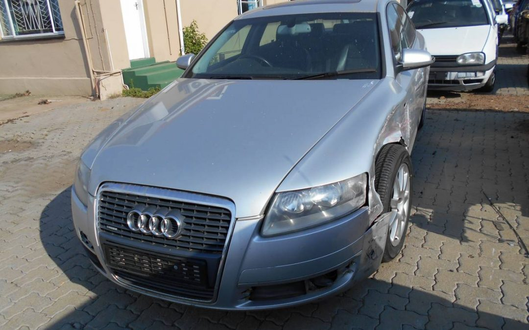 AUDI A6 3.0 TDI (2005) Engine BMK