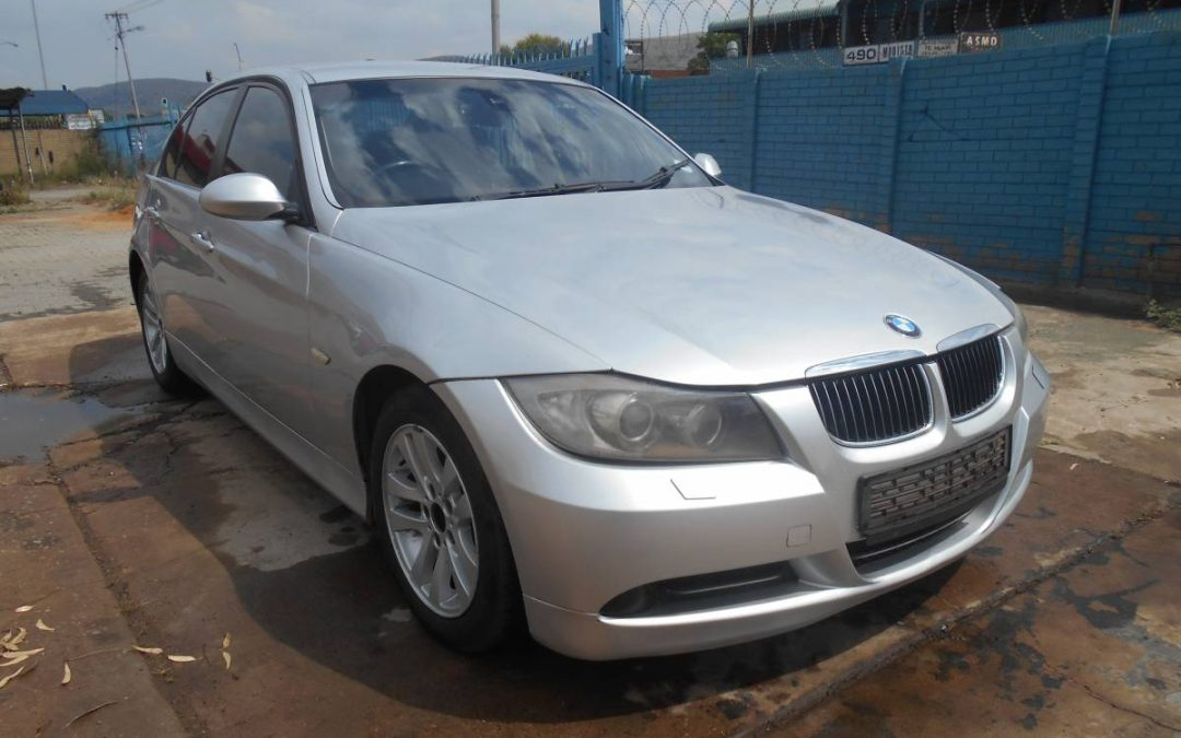 BMW 320I (2005) E90 ENGINE N46