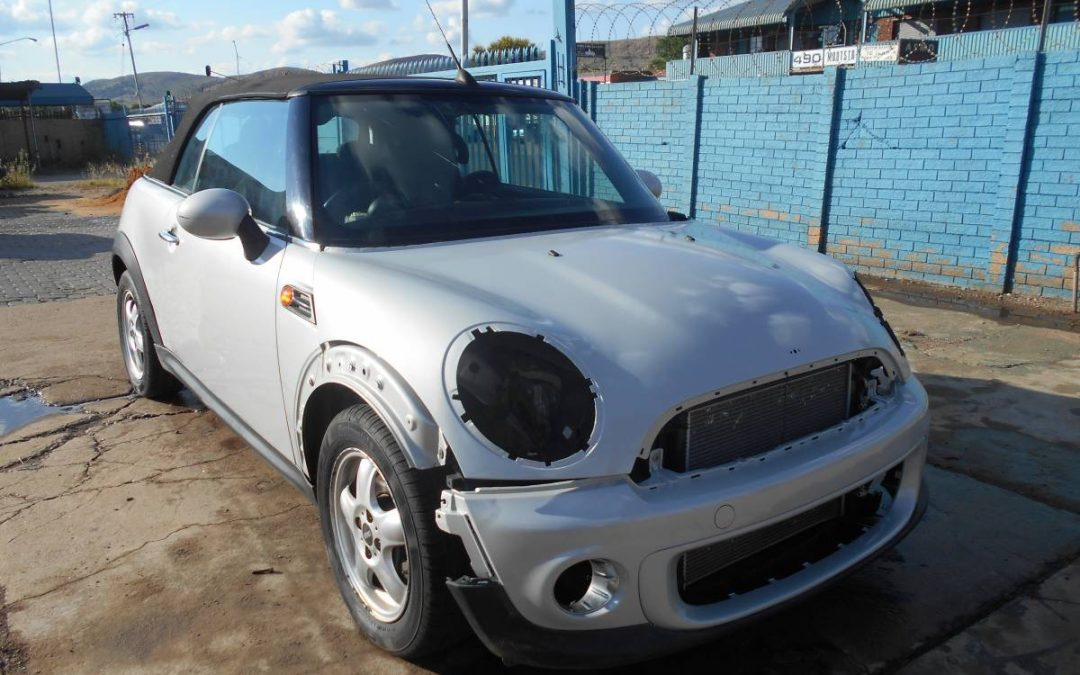 MINI CABRIO (2011) R57 ENGINE N16 For Sale